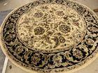 6 ft diameter rug