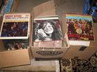 Vintage 60's Albums-5 boxes