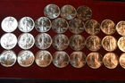 Lots of Silver eagles