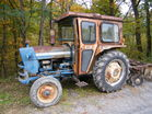 FORD 2000 DIESEL TRACTOR