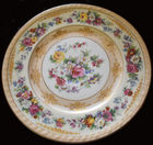 12 porcelain dinner plates