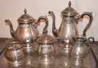 Sterling Tea Set - Prelude