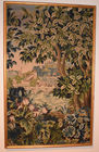 Large needlepoint panel