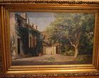 La Maison oil painting