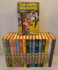 17 Volumes 1950's Happy Hollisters
