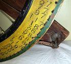 "Wooden Gambling Wheel 31"""
