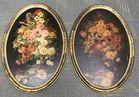 "Antique floral Paintings  29""x19"""
