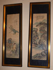 2 Chinese artworks