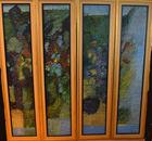 4 panel Impr sgn Ackerman