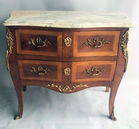 MT French style inlaid commode