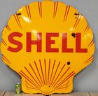 Shell porcelain 2 sided