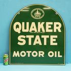 2nd 1951 Quaker State NOS Sign