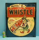 Whistle sign