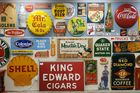 Original sign collection
