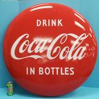 "36"" In Bottles porcelain Coca Cola"