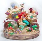 Little Mermaid Music Box/Snow Globe