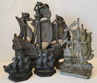 Ship Doorstops & Bookends