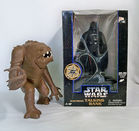 Rancor & Darth Bank