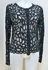 Black Tape Lace Jacket
