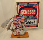 Genessee Mirrored Sign & Can Art