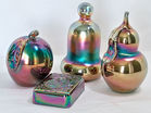 Iridescent Paperweights