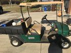 EZ-Go MPT gas Golf Cart Work Horse