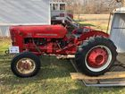 1955 International 300 Utility Tractor