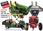 Tractors, Trailer, Golf Cart, Mowers