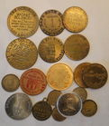 Assorted Tokens, Look Closely!