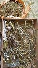 Lamp Harps & Chain