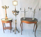 French style furniture and accessories