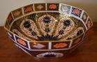 Royal Crown Derby Imari bowl