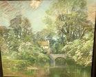 Pastel landscape J. Appleton Brown