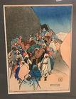 Charles Bartlett woodblock Khyber 1916