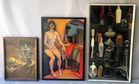 Irene Renee Sallen paintings