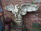 Large Concrete Eagle