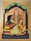 Lot 44 Tanjore School indian painting