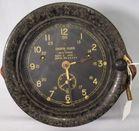 Lot 60 WWII navy Seth Thomas clock