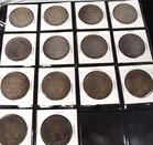 Lot 86 US silver dollars 14pcs