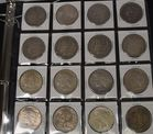 Lot 113 US silver coins
