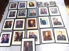 294 Quartermaster autographed photos