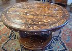 Lot 28A Estate Chinese oriental table