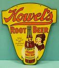 other side Howel's Root Beer
