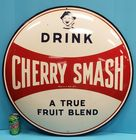 Scarce Cherry Smash dome sign