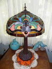 TIFFANY TYPE LAMP