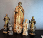 Antique figures