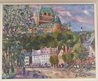 161. Painting Jeanne d'Arc LeClerc