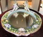 140. Meissen mirror