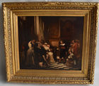 362. Abraham Van Pelt painting