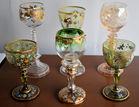 456. Ornate goblets
